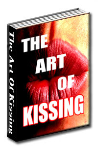 """give you eBook on """"The Art of Kissing"""""""