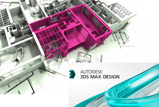 do 3dsmax architectural works