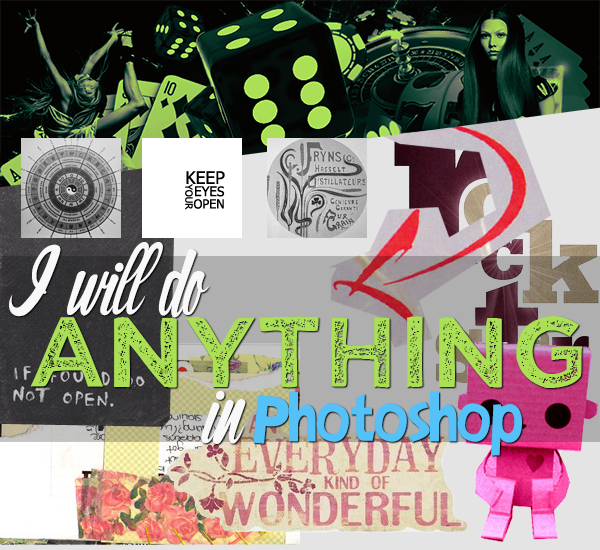 do ANYTHING in photoshop within 24 hours