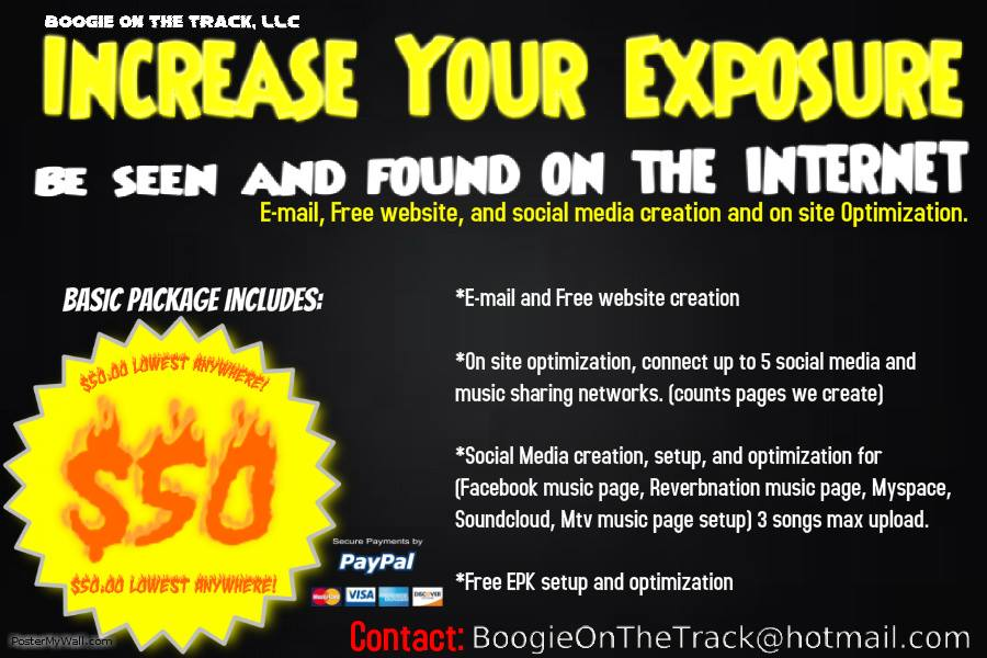 advertise your website or business on my website.