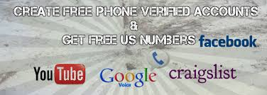 give you 10 google voice number for any kind of PVA