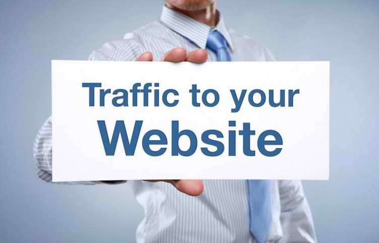 provide UNLIMITED Human traffic to your website for one month