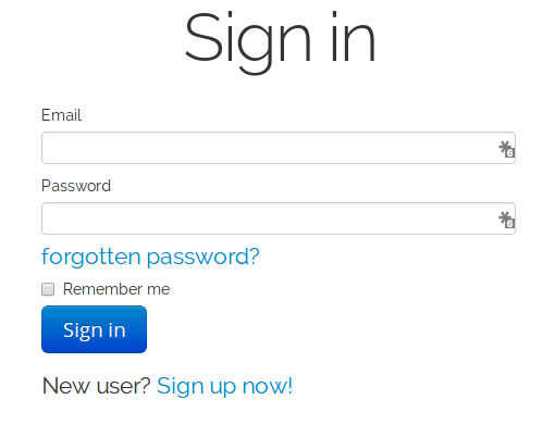 make awesome login system in php mysql bootstrap just