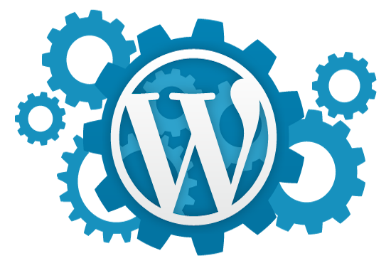 create 5 pages wordpress site