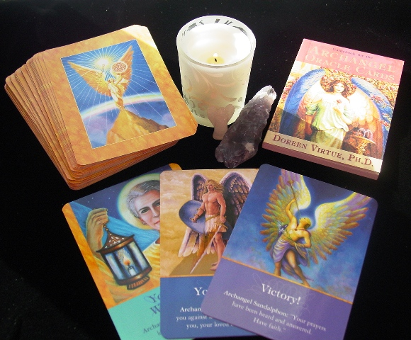 provide a certfied angel reading!