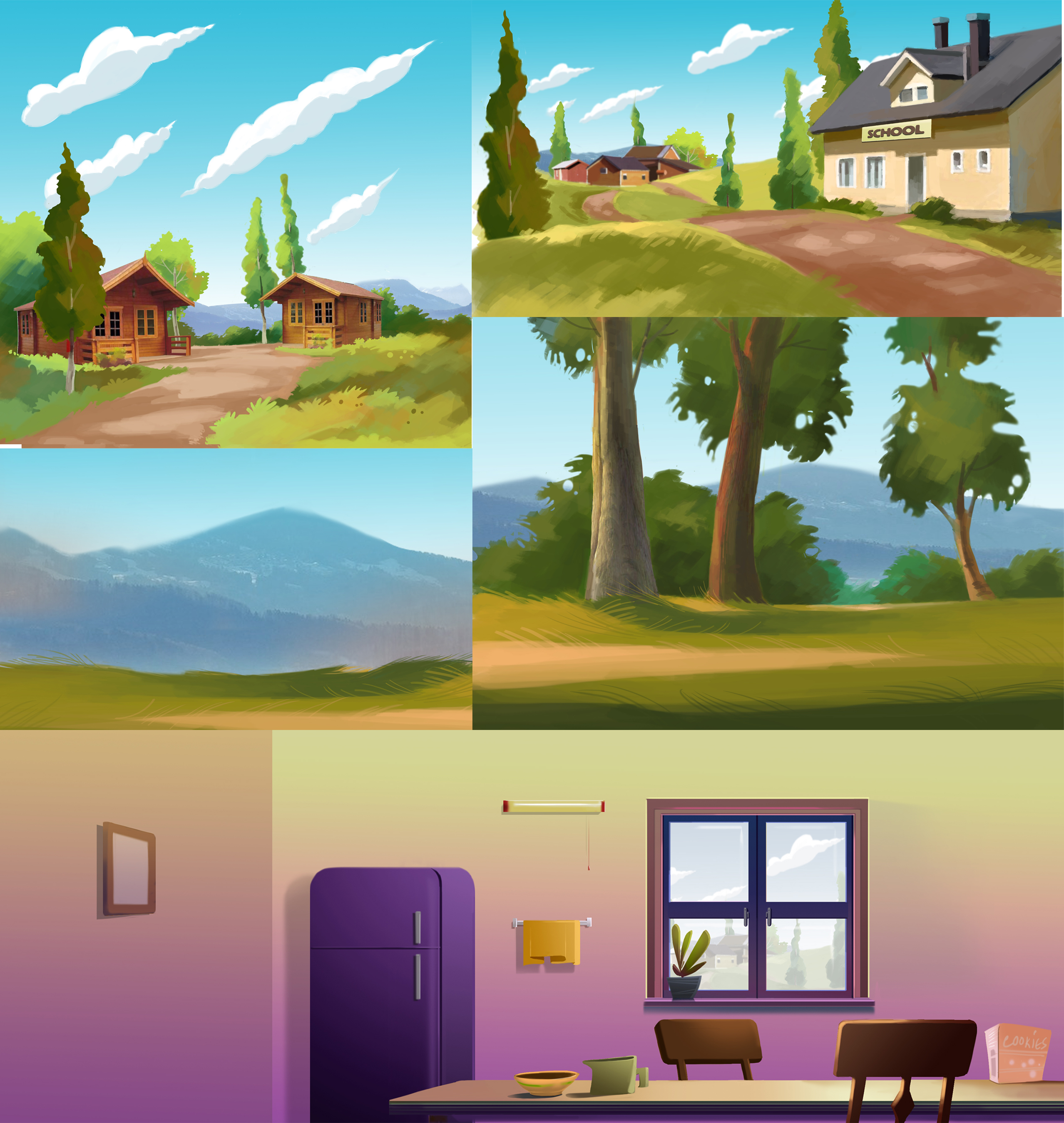 draw artistic illustration you need
