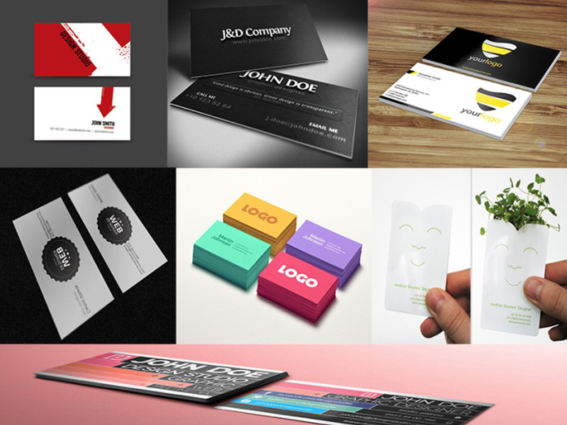 create your business card in my style