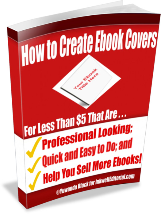 Creat A Cover For Your EBook