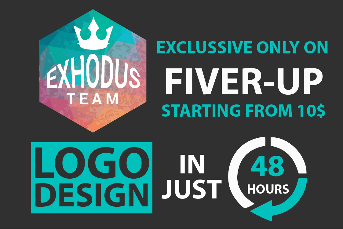 design PROFESSIONAL Logo in 48 Hours