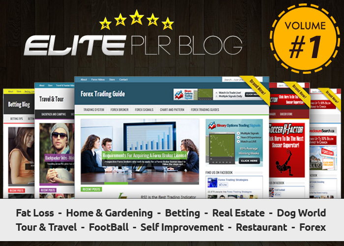 give you The Best Instant Niche Blogs Vol 1