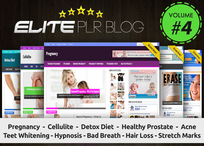 give you The Best Instant Niche Blogs Vol 4