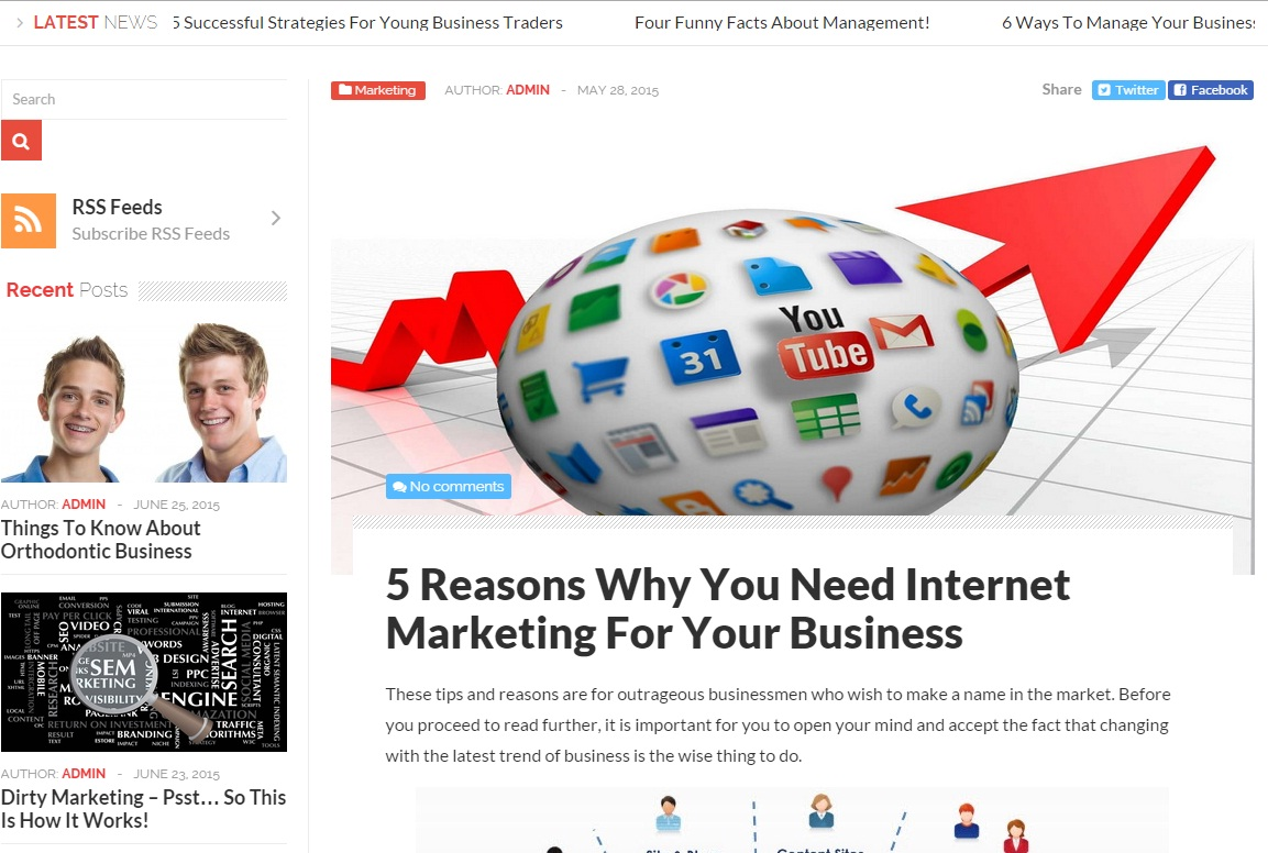 do Guest Post on High Quality Business Blog