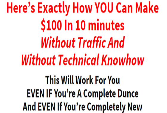 you how to make 100usd in 10mins instant with bitcoins