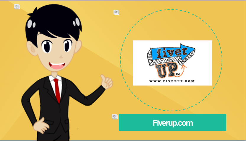 give you power animate explainer video slides for power point