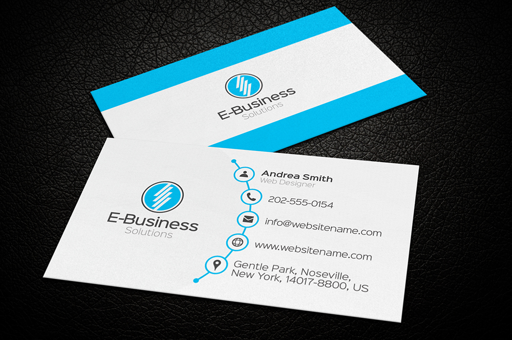 create excellent business cards