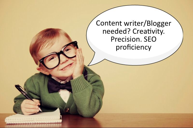 write fabulous SEO articles, blogposts of 400 words each