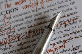proofread and edit documents written in English