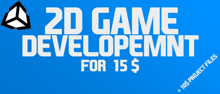 Develop you a simple but great 2D game