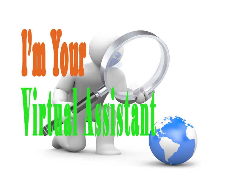 be your 2 hours Virtual Assistant