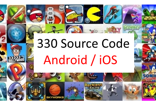 give 330 awesome android ios unity 3d chupamobile codecanyon source code
