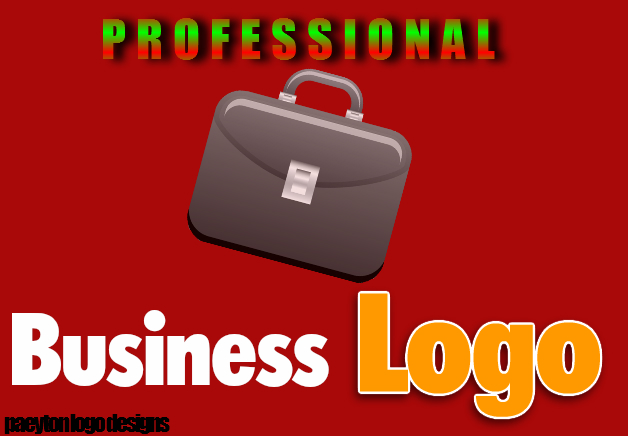 design an elegant and professional LOGO for you in 24 hours