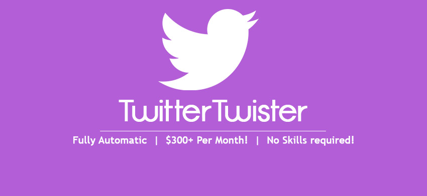 show you how I earn money with twitter