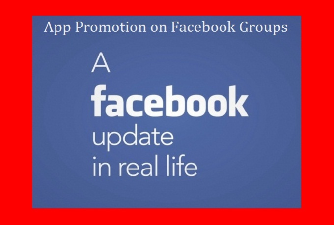 promote your iOS android games n app at 21 facebook groups for 10