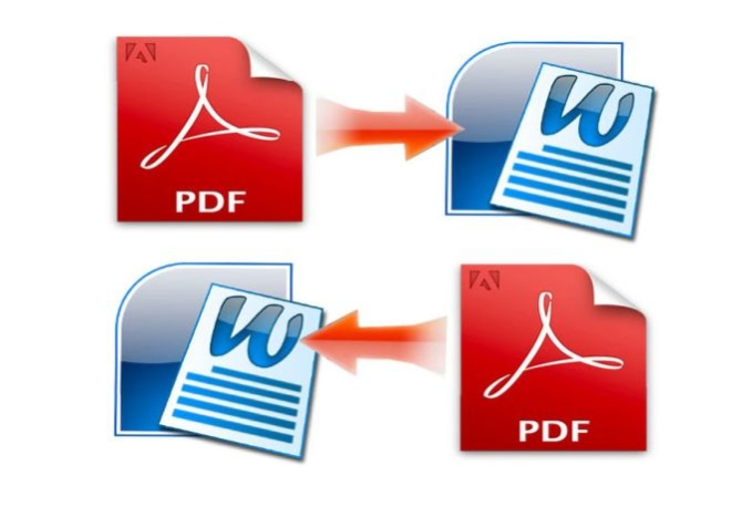 convert PDF,doc,excel etc to any other format for $4