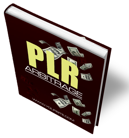 provide you with plr arbitrage simple strategy
