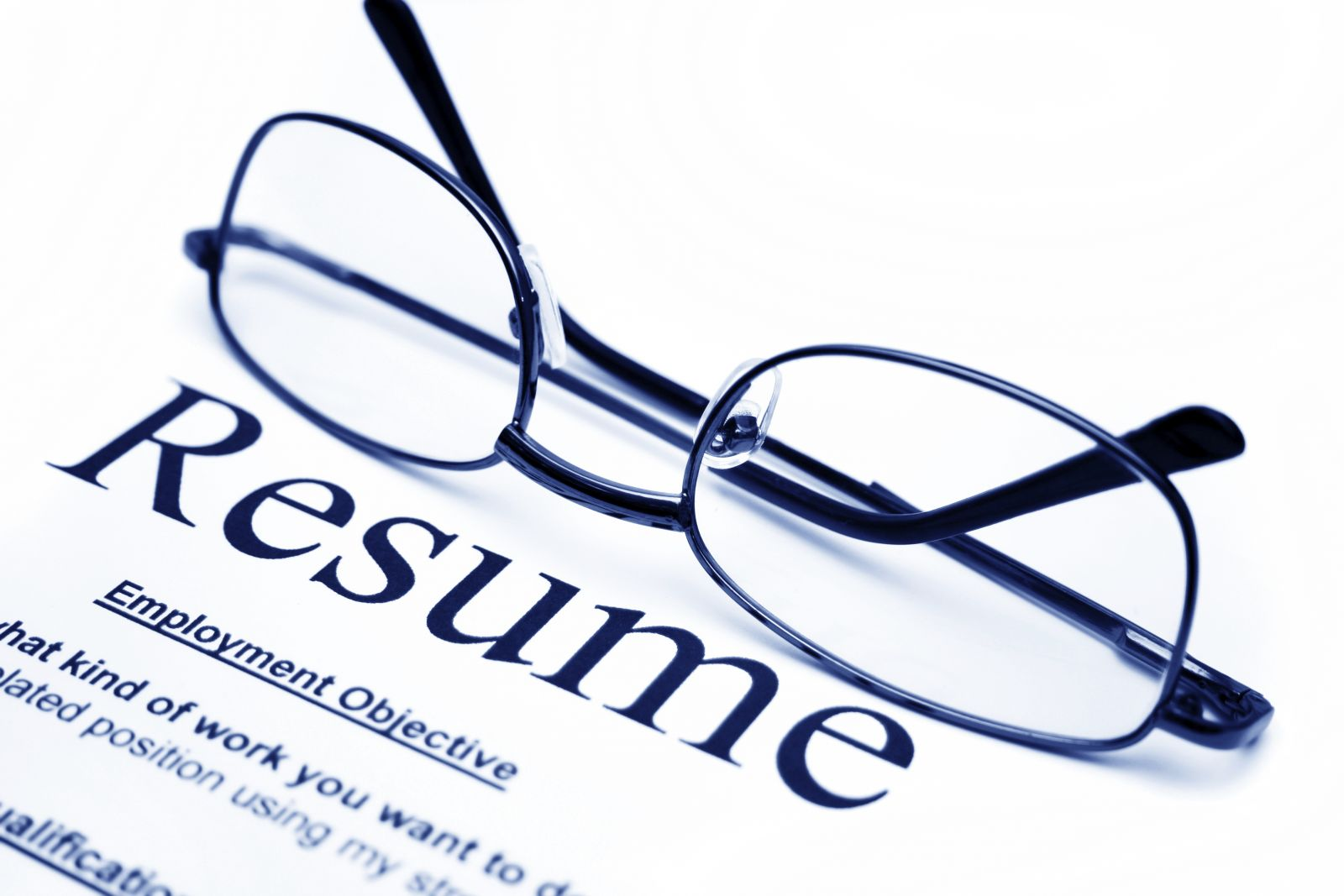 completely redesign your resume or cover letter