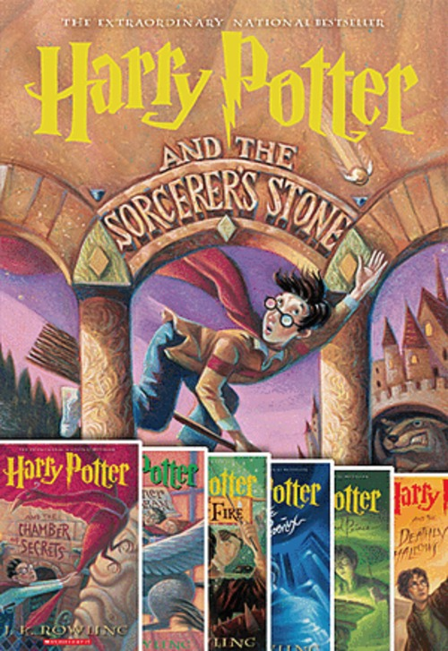 give you Harry Potter Complete Collection Ebooks MRR