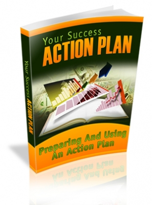 sell you an online guide on Your Success Action Plan