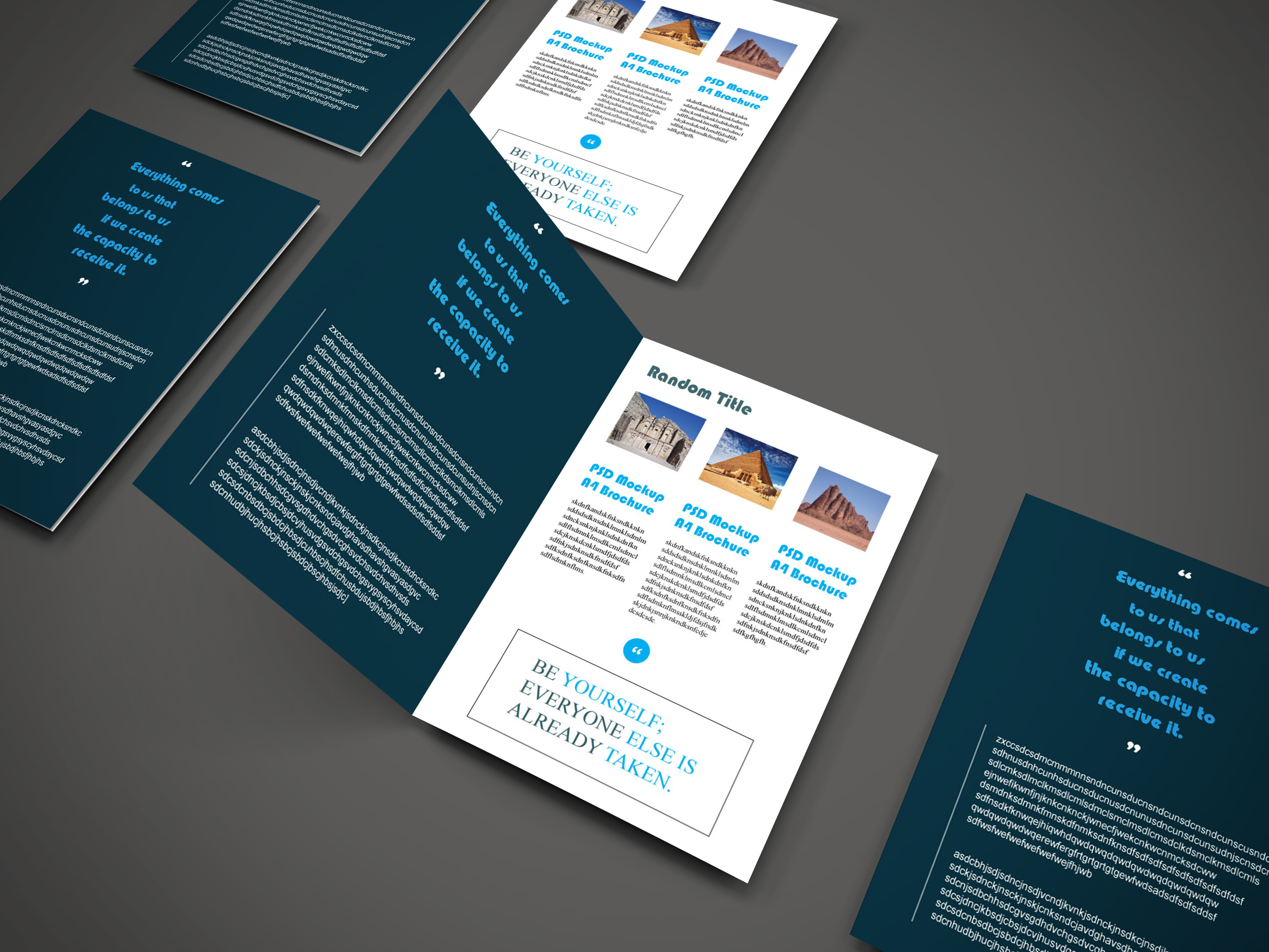 design awesome business Cards, flyers brochures