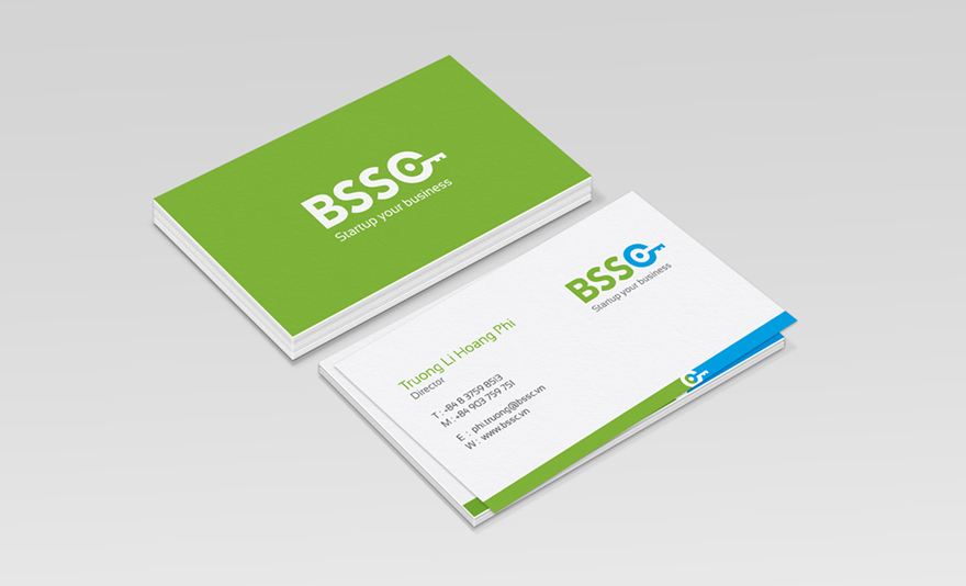 design 2 Sided Business Card