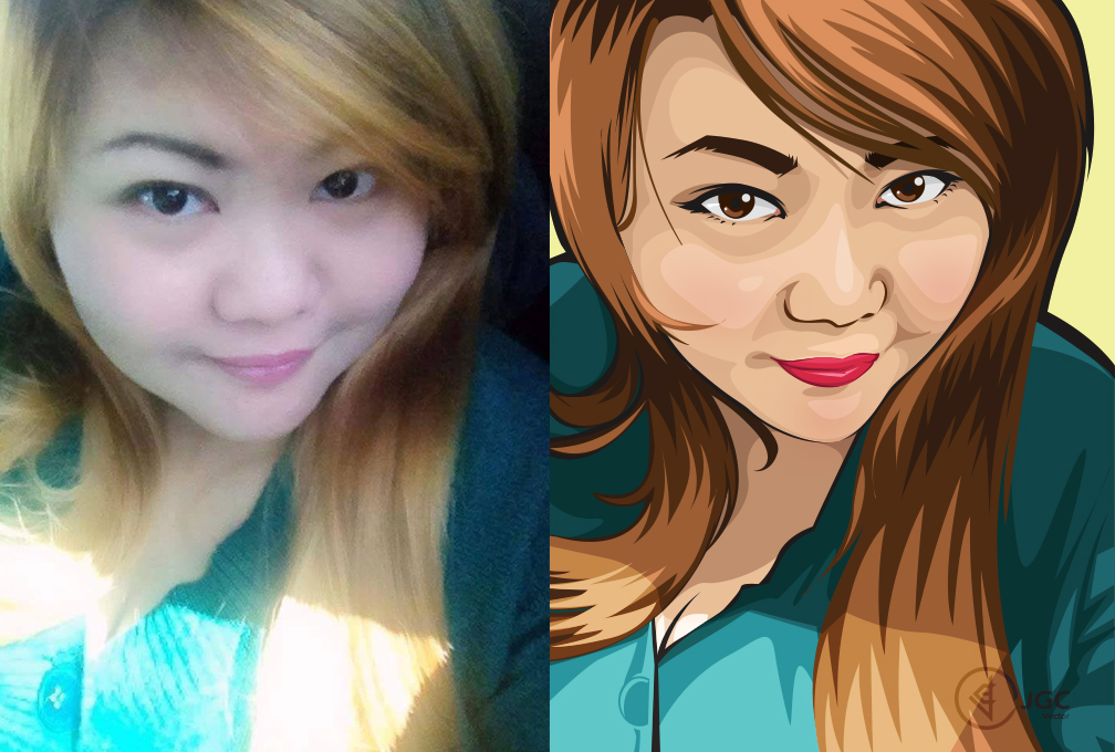 do Vector Portrait of your photo