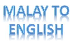 translate from Malay to English