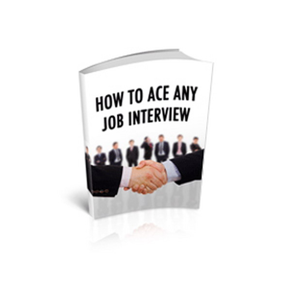 give book Ace Any Job Interview