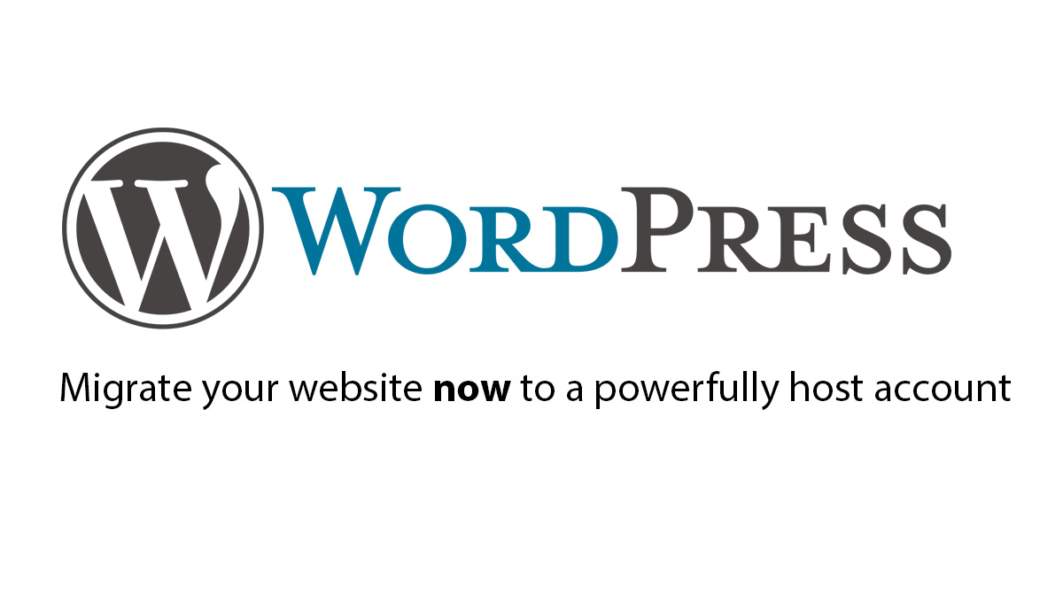 migrate your wordpress site and give you 5 email accounts