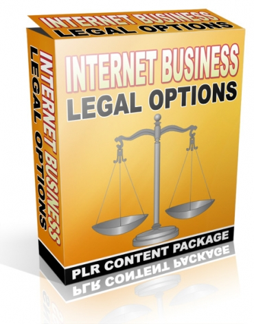 give Internet Business Legal Options