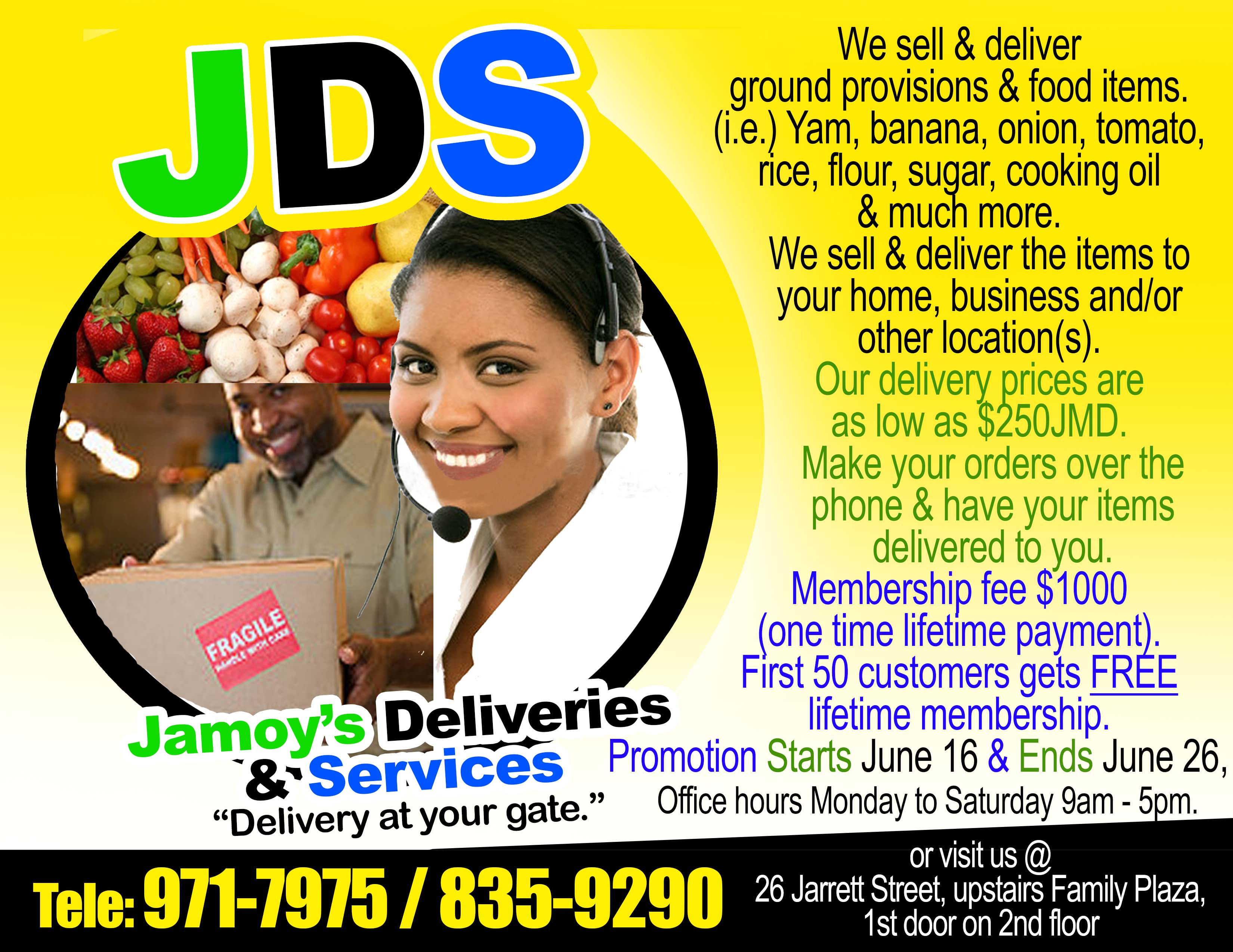 I will design a professional Poster or Flyer