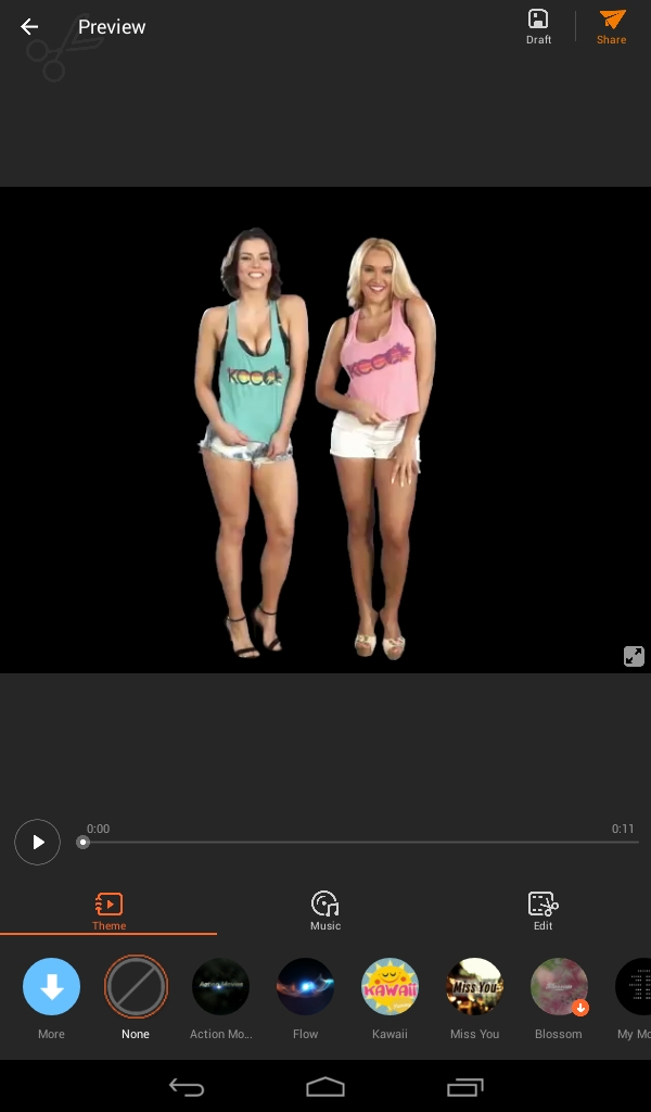 Promote your business with hot babes video