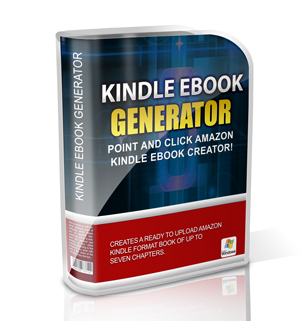 give you a software to make your own Kindle ebooks