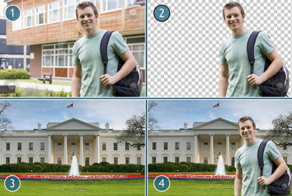 remove BACKGROUND Professionaly of your 5 photos