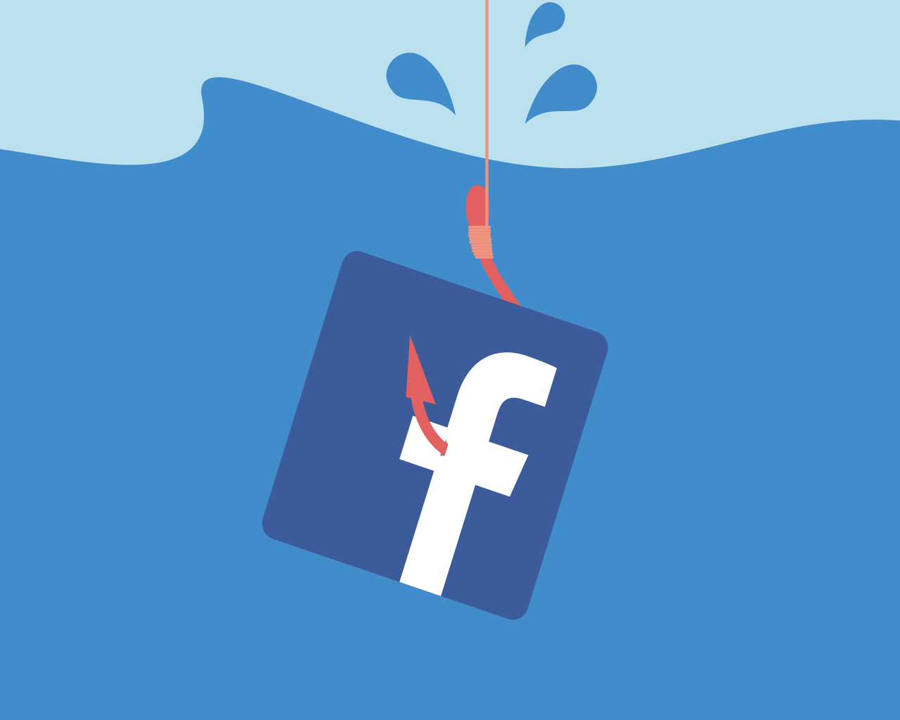 make phishing page to hack facebook accounts