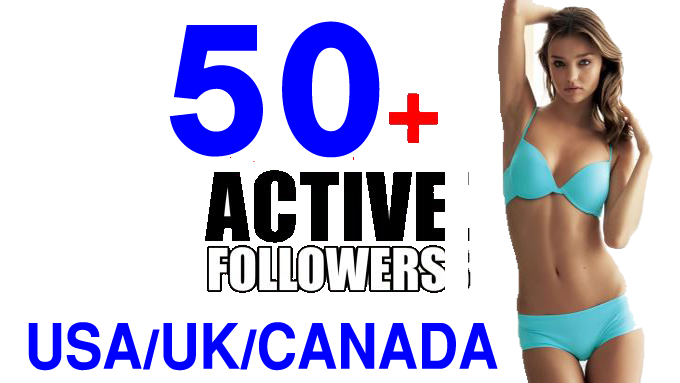 post 50 Real Instagram Followers