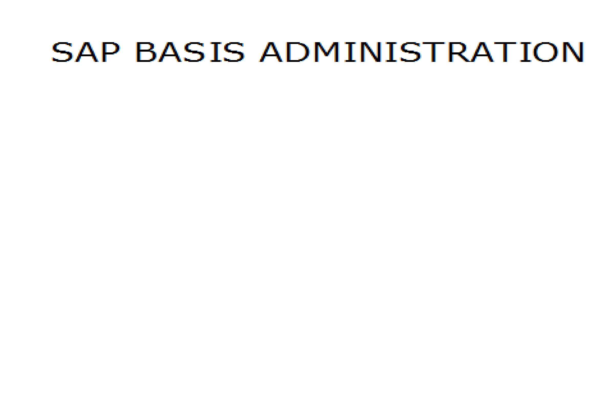 do all do all assignment related to Sap Basis technology