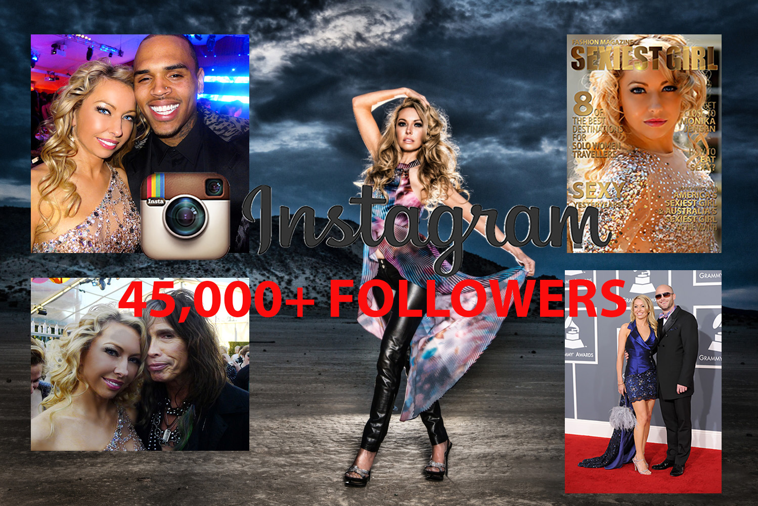 instagram ur pic to 45000 followers