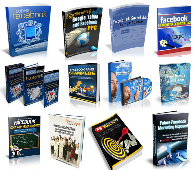 give you 20 Facebook related Ebooks