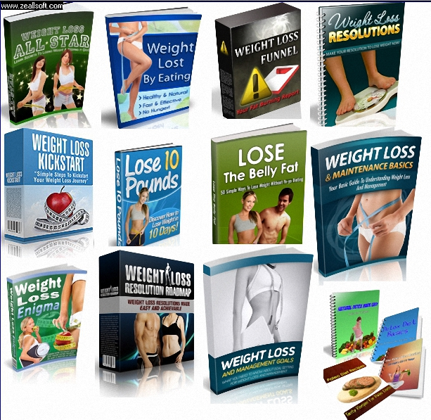 give you more than 100 weight lose and fitness ebooks