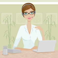 be your personal receptionist message taking service